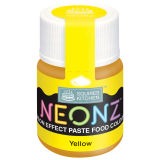 SK NEONZ Paste Food Colour Yellow
