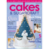 Cakes & Sugarcraft Magazine June/July 2016
