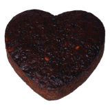 Heart Rich Fruit Cake 12 Inch