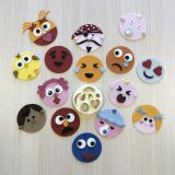 FMM Cutters Mix N Match Funny Faces & More
