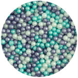 Scrumptious Sugar 4mm Pearls Ice Mix 80g