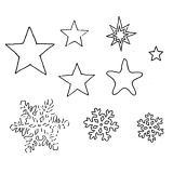 Patchwork Cutter & Embosser Snowflake and Stars