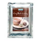 SK Milk Choc Easy Melt Coating (Non Tempering) 300g