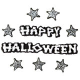 Wilton Happy Halloween Royal Icing Decorations - Set of 12