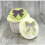 FMM Cutters Cupcake Bows/Scallop
