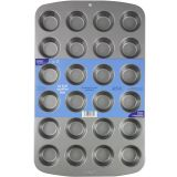 PME Non Stick - 24 Cup Mini Muffin Pan (35 x 26.5 x 2cm)