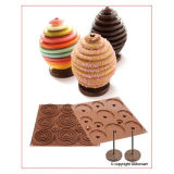 3D Egg Chocolate Mould Set
