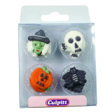 Halloween Sugar Decorations