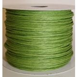 Dark Green Paper Wire - 50m