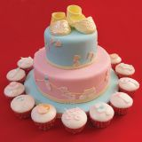 FMM Cutter Baby Shower Cake Kit