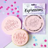 Sweet Stamp OUTboss Expressions Bride