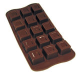 Squares Silicone Chocolate Mould