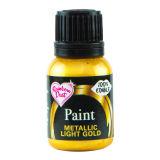 Rainbow Dust Metallic Food Paint - Light Gold 25ml