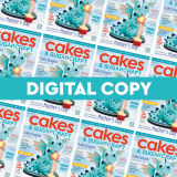 Cakes & Sugarcraft Magazine 156 - Digital Copy