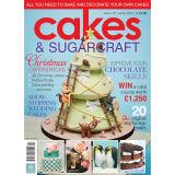 Cakes & Sugarcraft Magazine Winter 2014-15