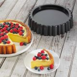 Chicago Metallic Non-Stick Mary Ann Cake Pan