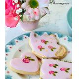 SK Edible Paint by Natasha Collins Raspberry (Dark Pink)