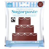 SK Fairtrade Sugarpaste Coco Brown 250g