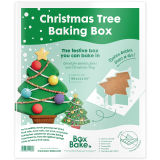BoxBake Christmas Tree Baking Box