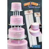 "PME Dowel Rods - Easy Cut Pk/100 (40cm / 16"")"