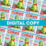 Cakes & Sugarcraft Magazine 162 - Digital Copy