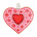 SK Heart Bauble Cookie Cutter