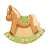 SK Rocking Horse Cookie Cutter