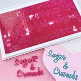 Sweet Stamp Sugar and Crumbs Embossing Set