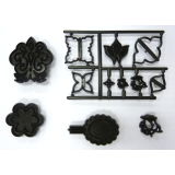 Patchwork Cutter & Embosser Mix & Match Side Design Set
