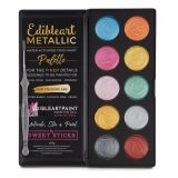 Sweet Sticks Edibleart Water Activated Paint Colour Palette 55g