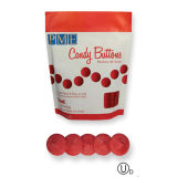 PME Candy Buttons - Red 340g (12oz)