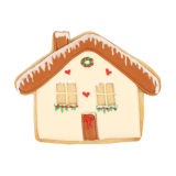 SK Cottage Cookie Cutter