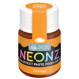 SK NEONZ Paste Food Colour Orange