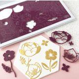 Sweet Stamp Botanical Dreams Embossing Set