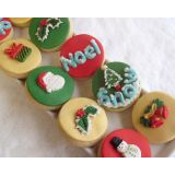 Katy Sue Christmas Embellishments Mould