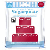 SK Fairtrade Sugarpaste Ruby Rose 250g