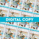 Cakes & Sugarcraft Magazine 163 - Digital Copy