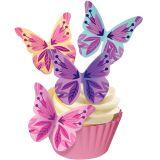 SK Designer Butterflies - Floral Crocuses