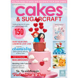 Cakes & Sugarcraft Magazine February/March 2019