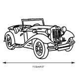 Patchwork Cutter & Embosser Vintage Car