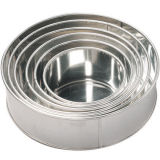 Invicta Round Cake Tin 254mm (10'')