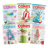 Cakes & Sugarcraft Magazine Subscription 6 Issues Starting with Current Issue (Sept/Oct 2020)