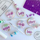 Sweet Stamp Urban Embossing Set