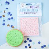 Sweet Stamp OUTboss Texture Tiles Safari