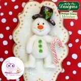 Katy Sue Designs Christmas Theme Decoration Mould