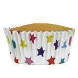 PME Stars Foil Lined Baking Cases Pack of 30