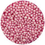Scrumptious Sugar 4mm Pearls Pink 80g