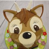 FMM Cutters Mix & Match Animal Faces Large
