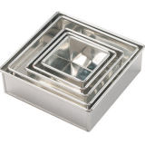 Invicta Square Cake Tin 254mm (10'')