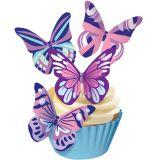 SK Designer Butterflies - Fantasy (Cool Tones)